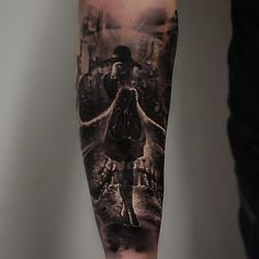 Matthew James - Tattoo Artist - No Regrets Cheltenham