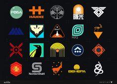 Destiny emblems, joseph cross on ArtStation at www.artstation.co...