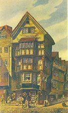 King's Head Tavern, Fleet Street