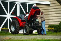 Preparing farm equipment for winter storage
