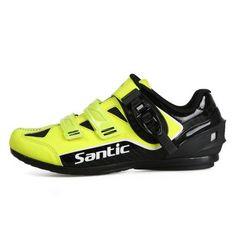 Santic Caribbean Green Men Road MTB Cycling Shoes Bike Cleats not Comp – Santicireland.ie