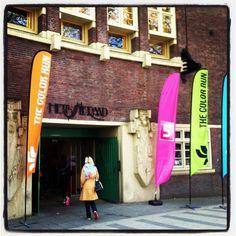 Startbewijs voor The Color Run ophalen bij het Sieraad in Amsterdam!