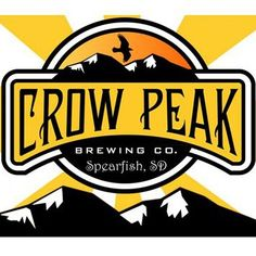 Crow Peak Brewing Company is located in Spearfish, South Dakota at the foot of the beautiful Black Hills.