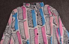 Магазин элины женщина ленивый oaf Сыр геометрический узор Рубашки с длинным блузка кимоно у blusa camisas mujer vetement сорочка zanzea купить на AliExpress