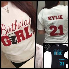 Birthday Girl Finally 21 Shirt with Shot Glass – Personalize the Name & Colors – All Glitter Option – Gifts for a Birthday – Birthday 2020 21st Birthday Themes, 21st Birthday Outfits, 21st Birthday Cards, Happy 21st Birthday, Girl Birthday, 21st Birthday Ideas For Girls Turning 21, 21st Birthday Gifts For Girls, Birthday Stuff, Daughter Birthday