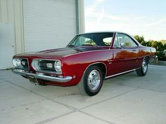 1968 notchback Barracuda