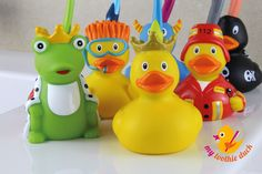 my toothie duck – the funny toothbrush holder  #gift idea #gifts #geschenkidee