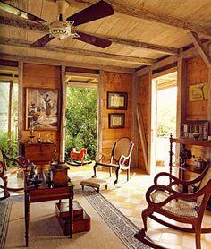 Architecture de la maison coloniale dans les antilles fran aises maison coloniale pinterest for Interieur maison coloniale