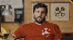 In this tutorial, Joe Clay from Workbench will teach you how to create a LEGO brick mosaic effect in After Effects using the Minimax effect. Lego Mosaic, Mosaic Art, After Effect Tutorial, Title Sequence, Video Film, Lego Brick, After Effects, Motion Graphics, Adobe Photoshop