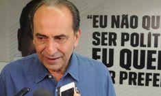 Alexandre Kalil toma posse como prefeito de Belo Horizonte