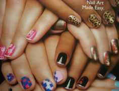 Mix and match with nails