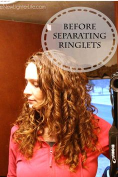 How to Care for Naturally Curly Hair Part 2