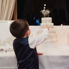 King of the cake cutting