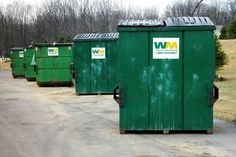 How to Clean Dumpsters #stepbystep