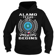Alamo, Texas Its Where My Story Begins