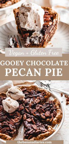 Healthy Christmas Recipes, Healthy Vegan Desserts, Gluten Free Desserts, Dessert Recipes, Vegan Treats, Cake Recipes, Vegan Recipes, Paleo, Vegan Pumpkin Pie