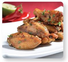 Hosting a #SuperBowl Party? Try our Lime Chili Chicken Wings recipe! It's not only simple to prepare ahead of time, it is easy to serve and sure to disappear quickly. For more tasty poultry recipes visit: grannys.ca