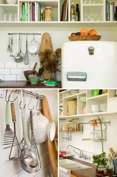Gorgeous kitchen in Byron Bay Australia - via The design files