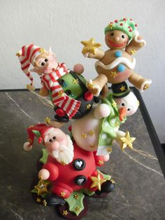 Totem de Navidad!!!!