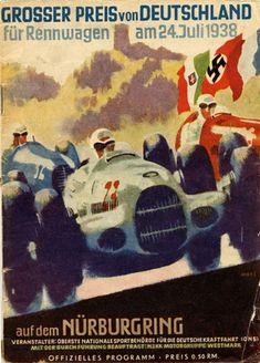 Großer Preis von Deutschland am 24. Juli 1938