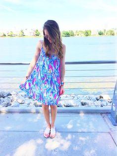 pulitzer swing dress.