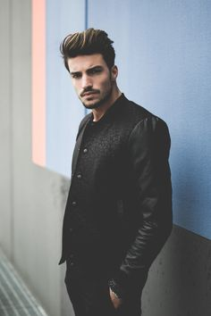 I like this casual style #mensfashion #madamehalle #style #blackattire