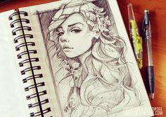 watch_your_back. by Lady2.deviantart.com on @DeviantArt