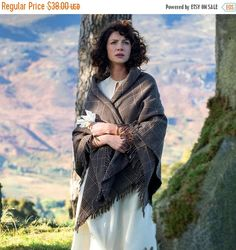 Hey, I found this really awesome Etsy listing at https://www.etsy.com/listing/257983236/30-off-plaid-scarf-outlander-and-zara