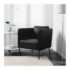 EKERÖ Chair, Kimstad Laglig black Kimstad black
