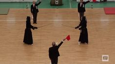 Semi Final 2 — All Japan Kendo Championships Kumamoto, Kendo, Semi Final, Finals, Tokyo, Basketball Court, Japan, Places, Youtube