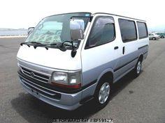 1995 Toyota HiAce--Japan