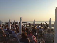 """Living Ravenna: Concerto all'alba per il festival """"Donne verso il Mare Aperto"""": la mia photo gallery"""