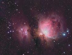 The Great Orion Nebula by Mickut on Flickr.