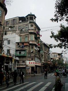 Old Canton China | Streets in Old Guangzhou