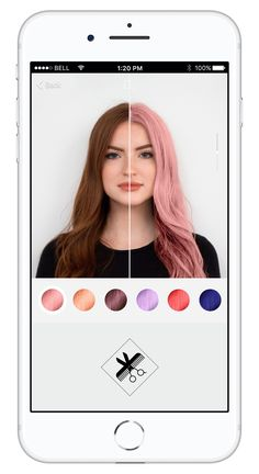 """Coup de Coeur pour l'application """"Style My Hair"""" by L'Oréal App Look, Hair Colour App, L'oréal Professionnel, Loreal Hair, Essay Writing Tips, Coloring Apps, Start Up Business, Marie Claire, How To Introduce Yourself"""