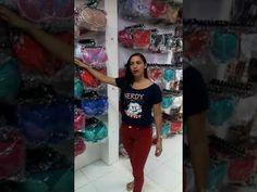 fd06aee13 Perças baratas moda center santa cruz. YouTube