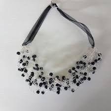 Bildergebnis für collane uncinetto e perline