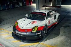 Nuevo #Porsche911RSR.