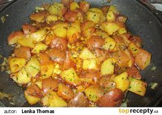 Americké brambory Potatoes, Treats, Vegetables, Food, Catalog, Sweet Like Candy, Meal, Potato, Essen