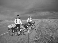 Extreme Biking / Coast-to-coast bike trip