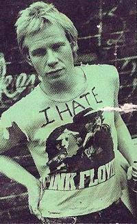 paul cook, drumer of the sex pistols (they did not hate Pink Floyd) Paul Cook, Pink Floyd T Shirt, Johnny Rotten, 70s Punk, Into The Fire, One Wave, Thing 1, The Clash, Psychobilly
