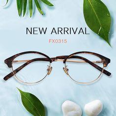 0f047c163ea Marcie Browline Glasses FX0315-01 Prescription Glasses Online