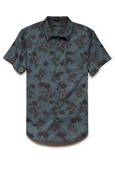 Aloha Pocket Shirt | 21 MEN #Tropical #21Men