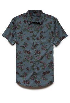 Aloha Pocket Shirt | 21 MEN #Tropical #21Men