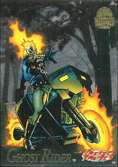 Ghost Rider ('94 Freeze Frames)