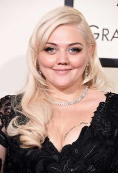 How To Get Elle King's Grammys 2016 Look, check it out at http://www.eonline.com/photos/18294/grammys-2016-candid-moments/681303