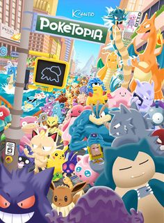 Poketopia by liu-psypher on DeviantArt