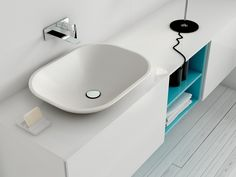 Ou #washbasin by Inbani. #bathroom