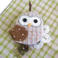 DIY Owl Key Purse Kit Includes ALL Materials by REEcreationsBYree, $15.00