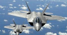 jets intercepted six Russian planes that neared U. airspace off Alaska on Thursday and Canadian planes intercepted two Russian bombers. Alaska, Air Fighter, Fighter Jets, Raptors Wallpaper, Russian Bombers, Jet Fly, Russian Plane, F22 Raptor, Us Air Force